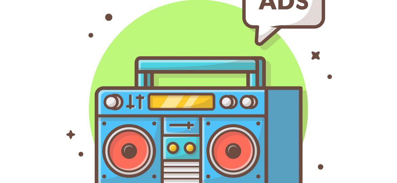 Music in ads